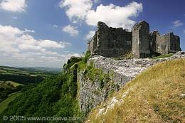 Carreg Crennen Castle