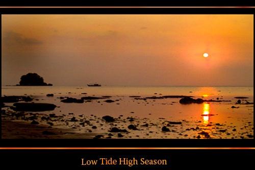 Lowtide High Season by Kim Walton