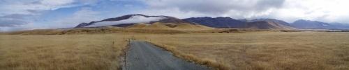 Ben Ohau- New Zealand by silverwolf