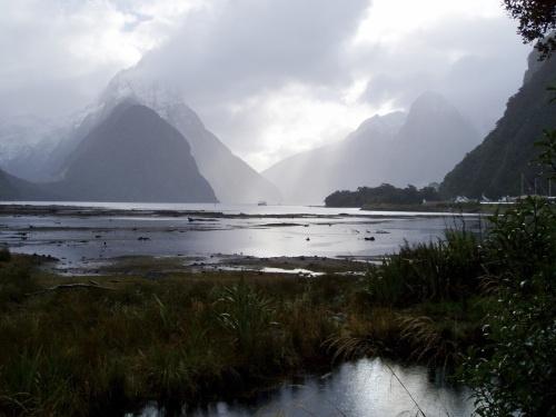 Milford Sound by silverwolf
