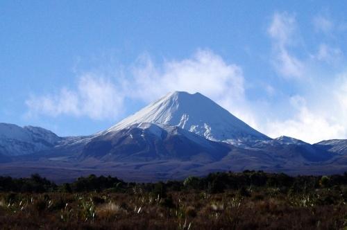 Mount Ruapehu by silverwolf