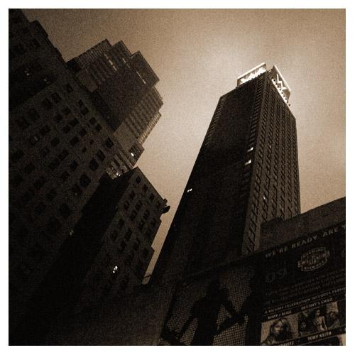 cityscape by mwatkins9801