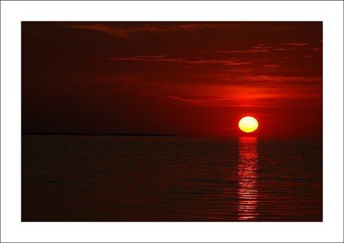 Sunset by gapet