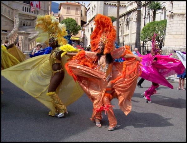 Brazilian Carnival by ScottRobertson