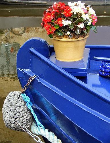 barge flowers by drewjr