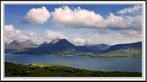 Upper Loch Torridon by dalischone