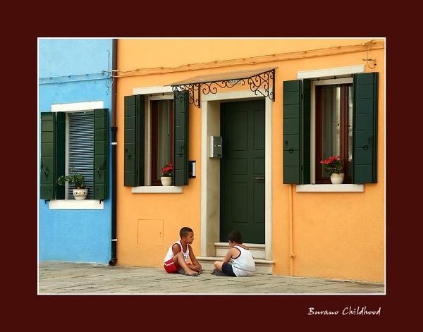Burano Childhood by sze4j