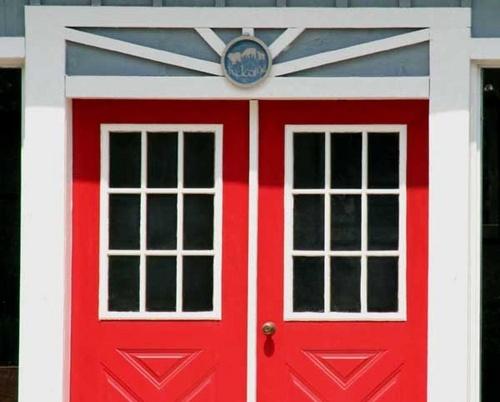 Red  Door by manicam