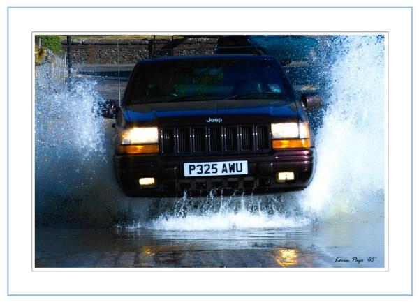 Flash flood by pagey