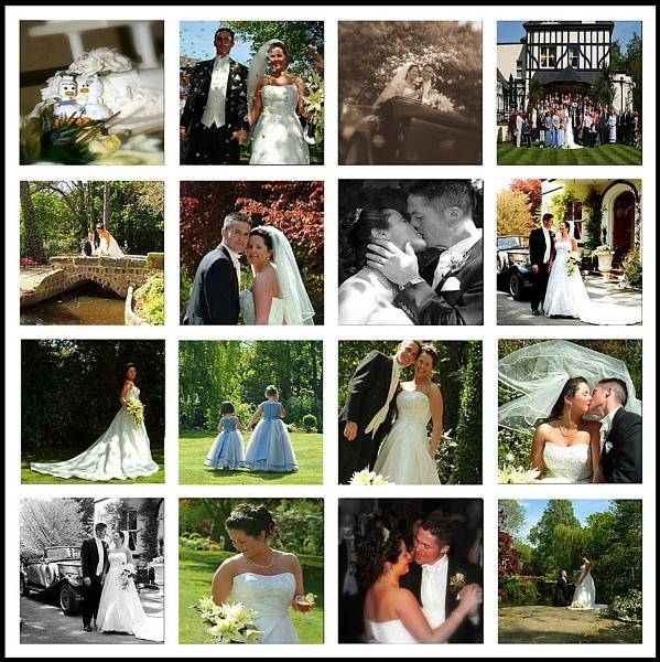 wedding montage by debbiehardy