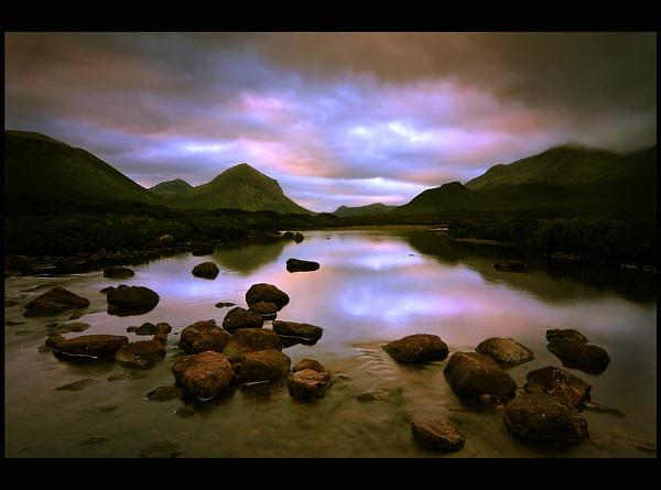 Skye Sky by simon butterworth