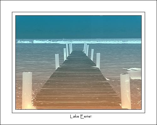 Lake Eerie!! by karthik_soumya