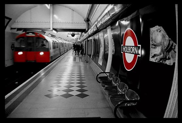 london,s tube by scottingham