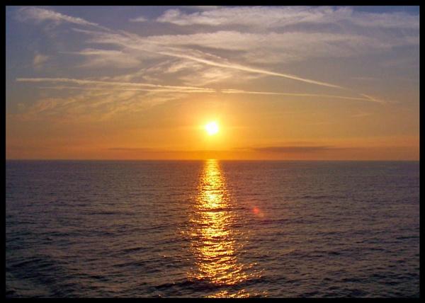 Mediterranean  Sunset by ScottRobertson