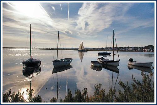 Boats - Morning Light by TelStar