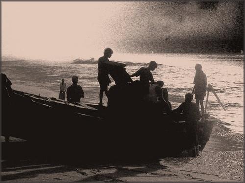 The Fishermen by Kali