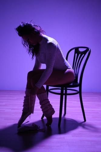 Dancer by richardbuckland