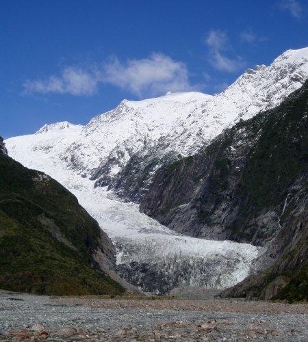Franz Josef Glacier by silverwolf