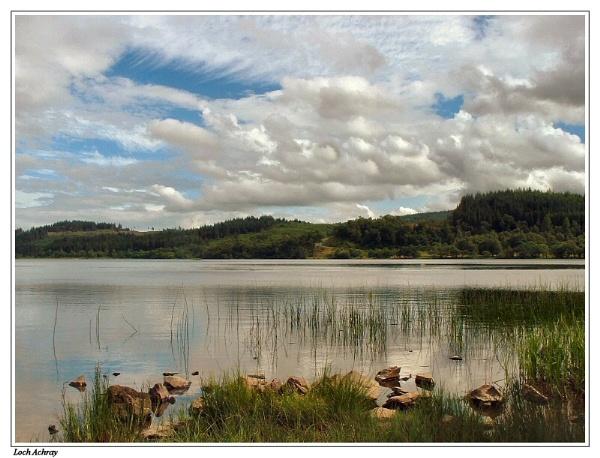 Loch Achray by deltafour