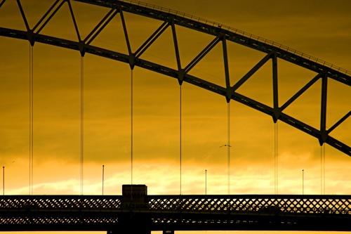 The Bridge by Ghostrider