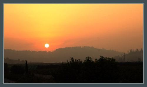 Sunrise by alexya85