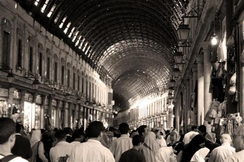 Hamehdiyeh Market by fez