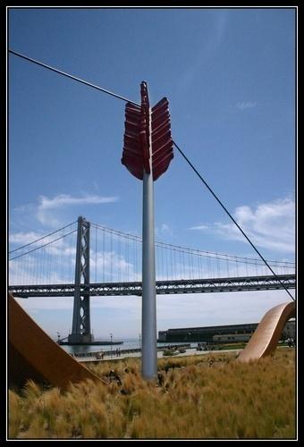 Bullseye in San Francisco by liparig