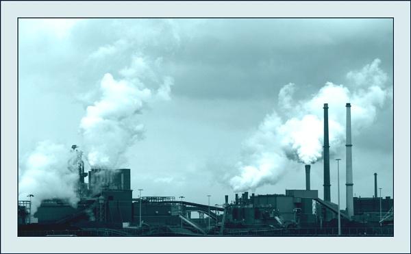 Industrial Landscape by conrad