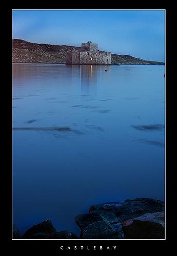 Castlebay by ewanrayment