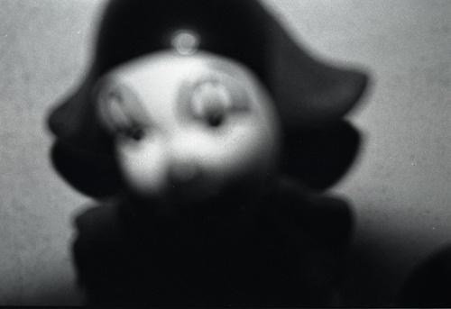 tortured clown by DannyD