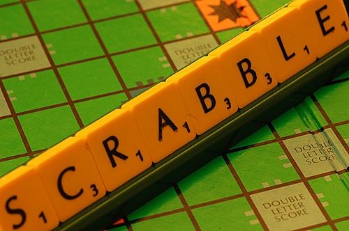 Scrabble by BundleBoy