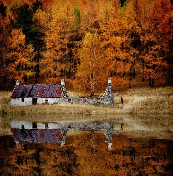 Highland Cottage by stulam