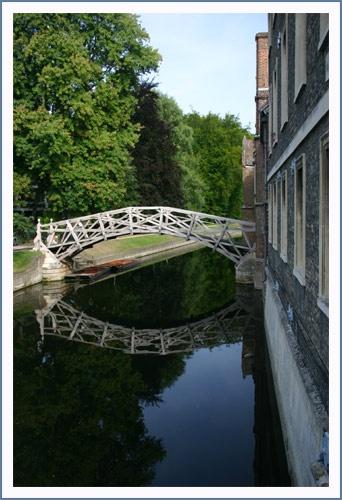 Mathematical Bridge (changed title) by jany