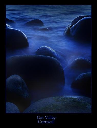 Cot Valley  Cornwall by Kim Walton