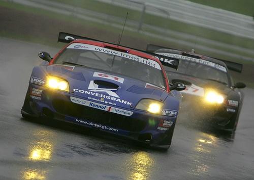 Battle of Ferraris by gemm