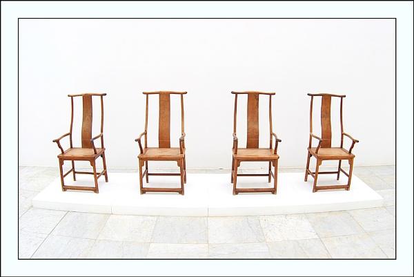 FishEye & Art 3: Chairs by conrad