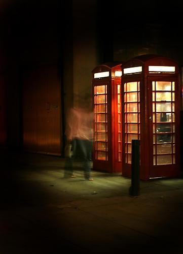 Mystery Caller by ewanrayment