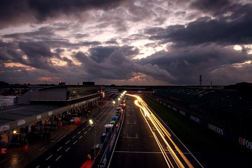 Stormclouds over Silverstone by smarjoram