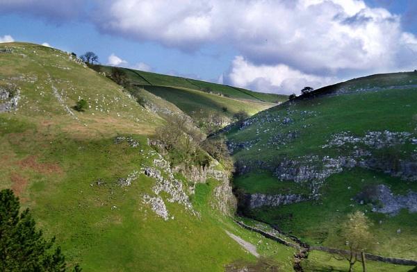 Sensuous landscape by Dinda