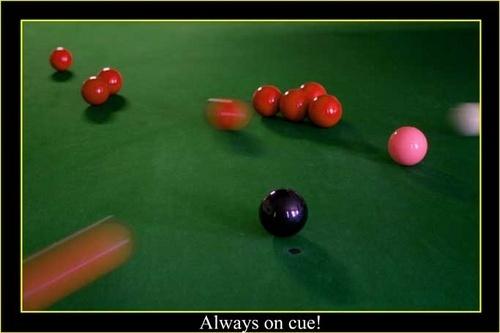 Snooker by irish