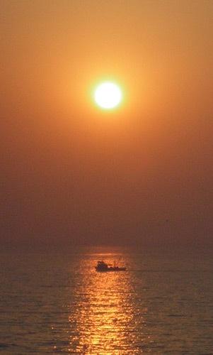 Kusadasi Sunrise by Fran