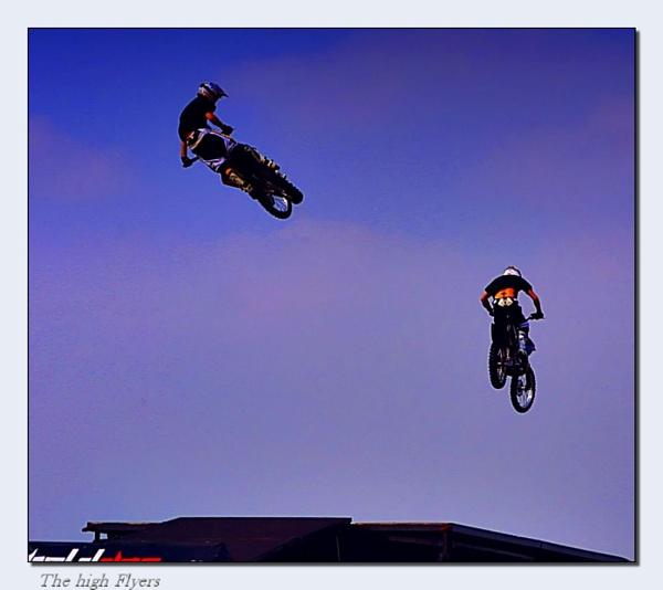 High Flyers by Jimbob
