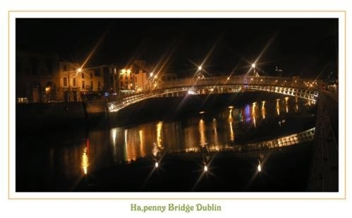 Dublin Bridge by camerared