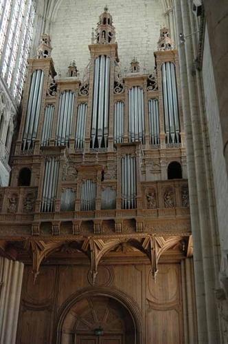 Big Organ by kensmith