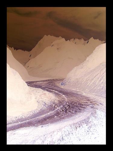 La Mer de Glace by incorrigibleh