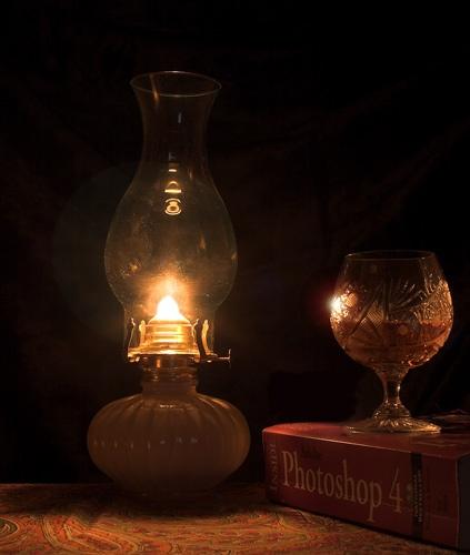 Lamp Light by Phil-LS