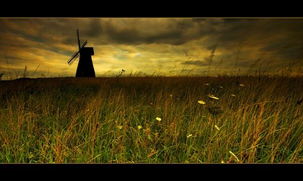 Rottingdean Windmill II by den2il