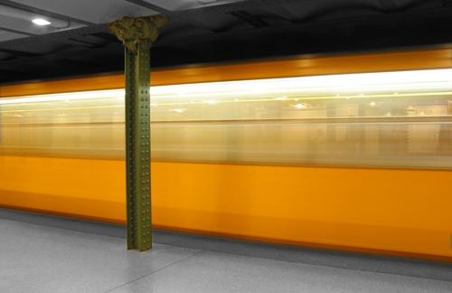 Metro Magic by iansamuel