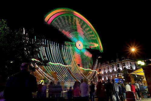fairground attraction by croberts