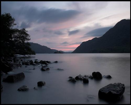 Ullswater at Dawn by ThomasGorman